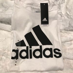 BRAND NEW WITH TAGS Adidas tee shirt